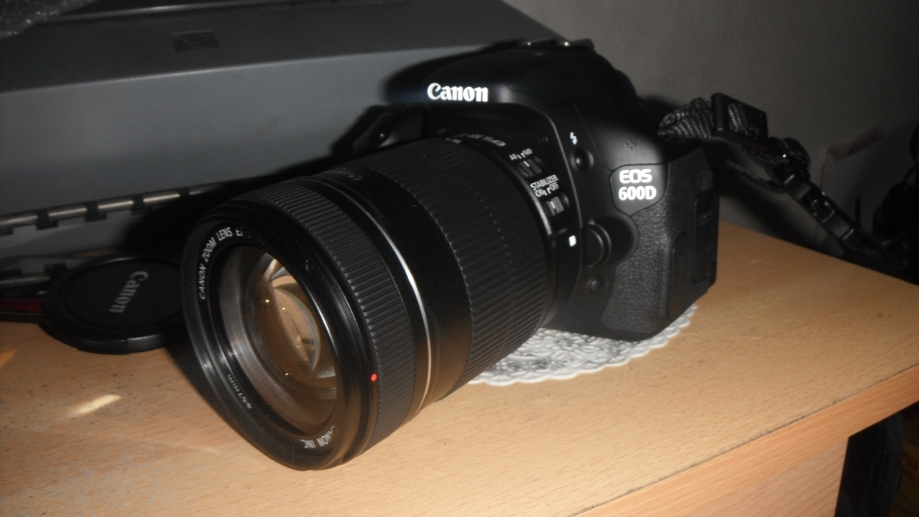 Cannon EOS 600D