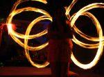 fire dance @ boracay island, philippines
