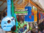 souvenir items boracay island, philippines