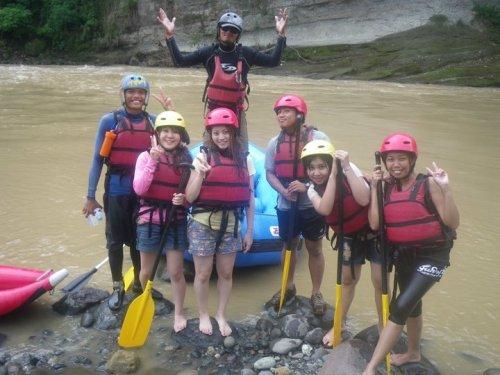 water rafting davao city, davao water rafting, davao wild water rafting, davao white water rafting, water rafting, wild water rafting