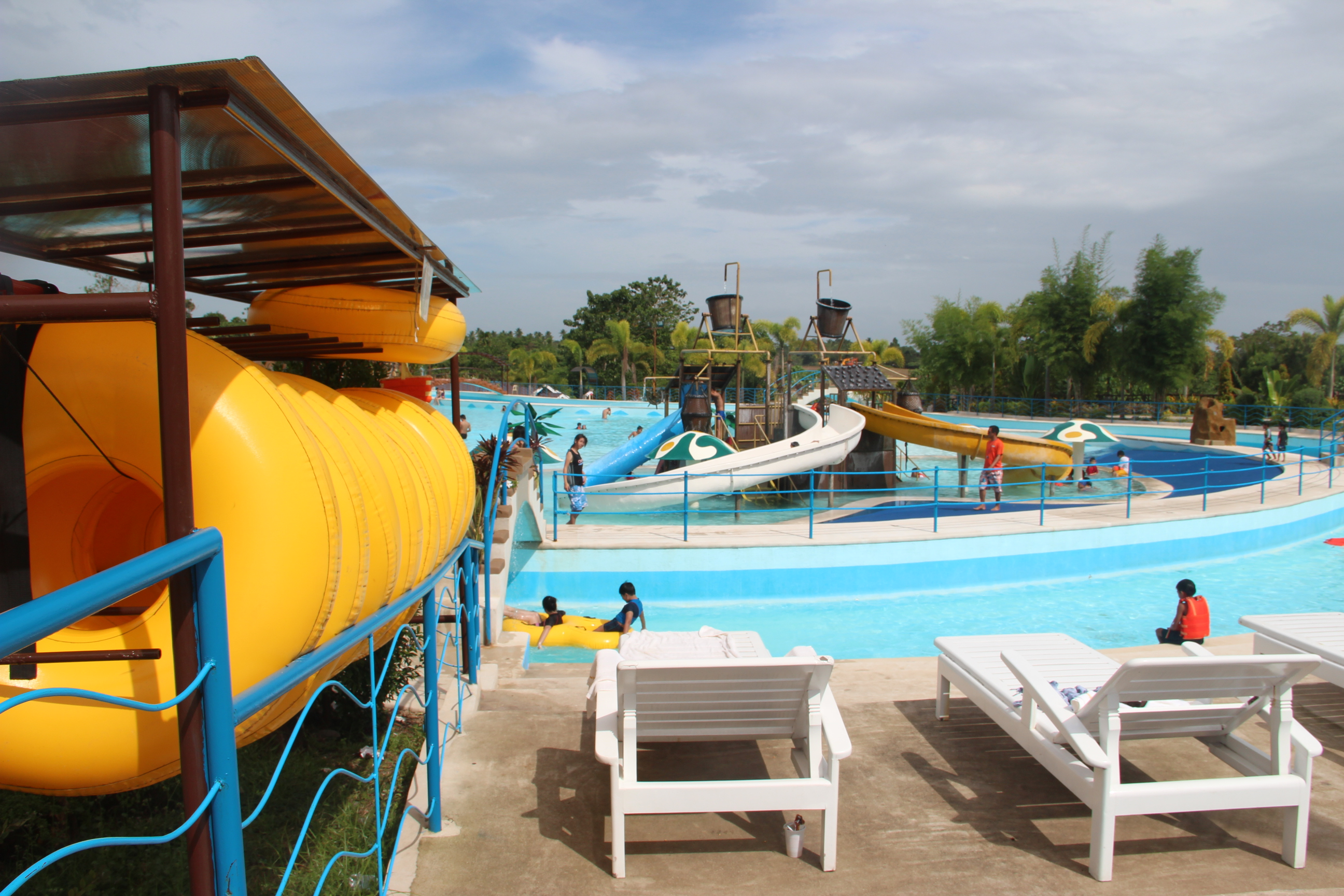 D Leonor Inland Resort And Adventure Park Christine 39 S Adventures